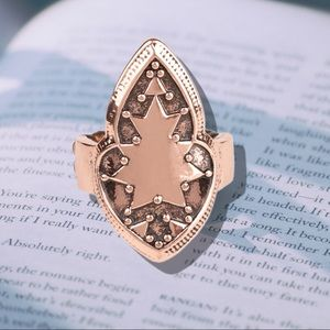Tribal Ware Copper Ring